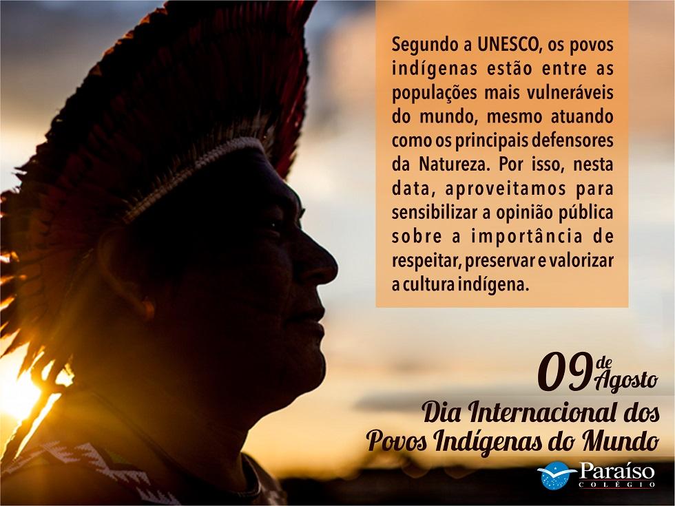 Mensagem da UNESCO para o Dia Internacional dos Povos Indígenas do Mundo – Migração e movimento