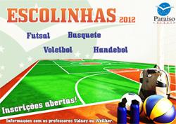 Escolinhas 2012