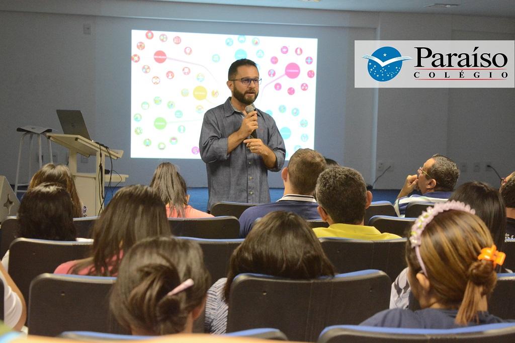 Encontro Pedagógico 2017.2 discutiu Inovação na Educação
