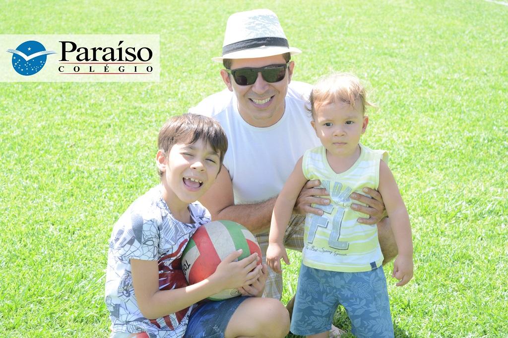 Oficinas, bricadeiras e jogos - Dia dos Pais 2017