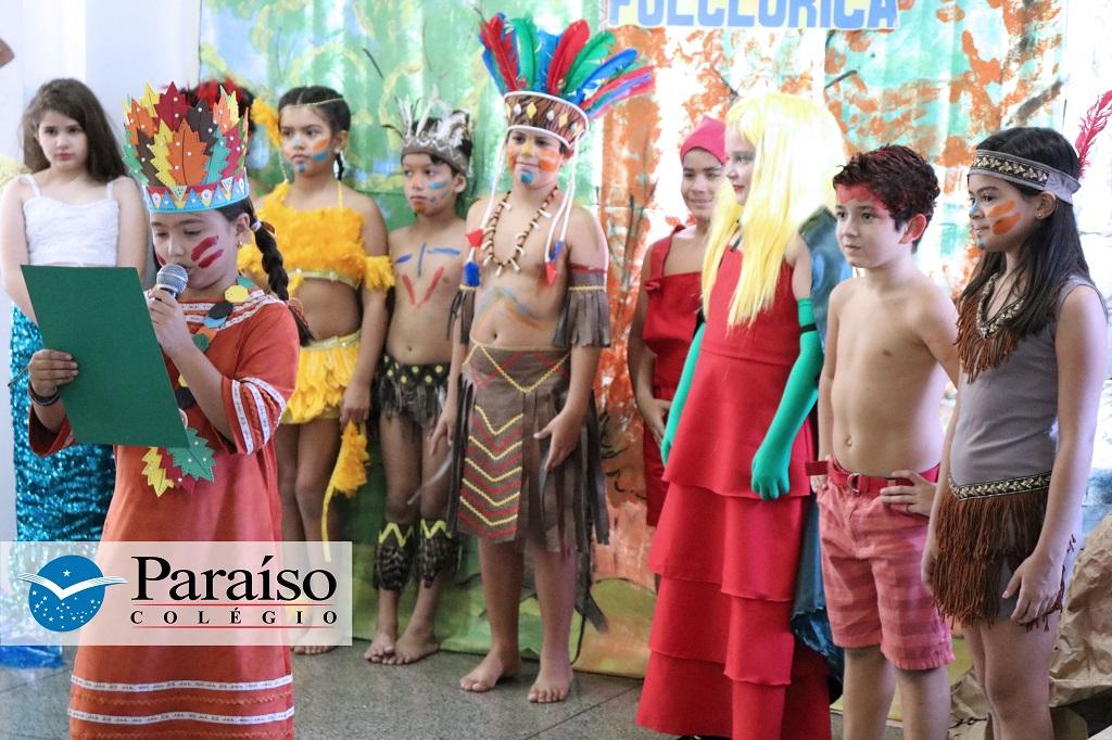 Projeto Biblioteca Viva celebra III Amostra Folclórica