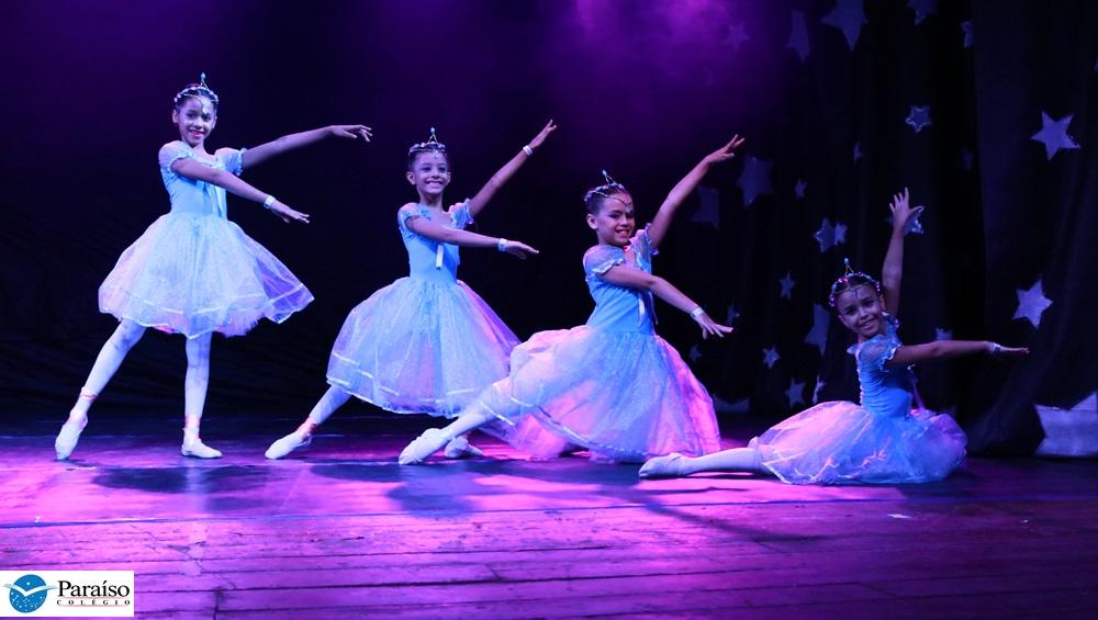 Balé Paraíso é premiado em festival regional de Dança - 1º Noite