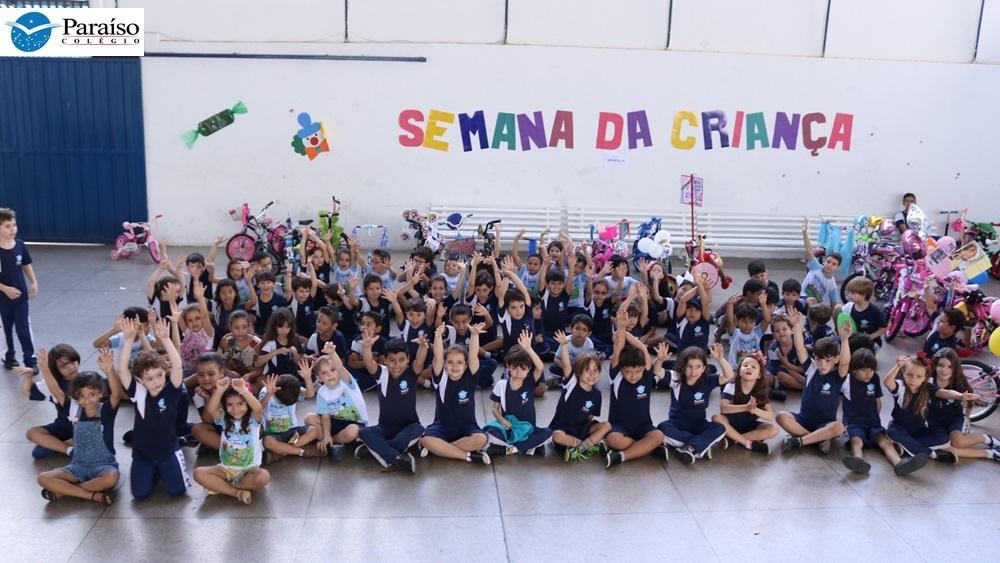 Semana da Criança 2018 do Colégio Paraíso