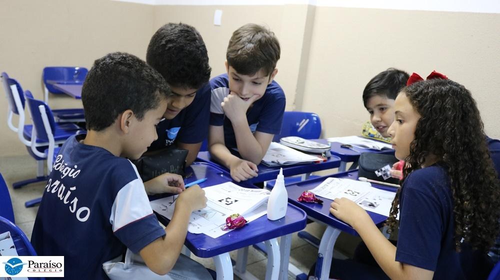 NOTA - Matemática sem Fronteiras: um incentivo ao trabalho colaborativo