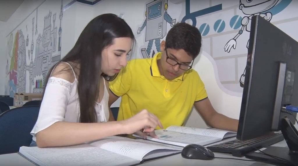 Estudantes Paraíso participam de olimpíada nacional de alto nível acadêmico, no Rio de Janeiro.