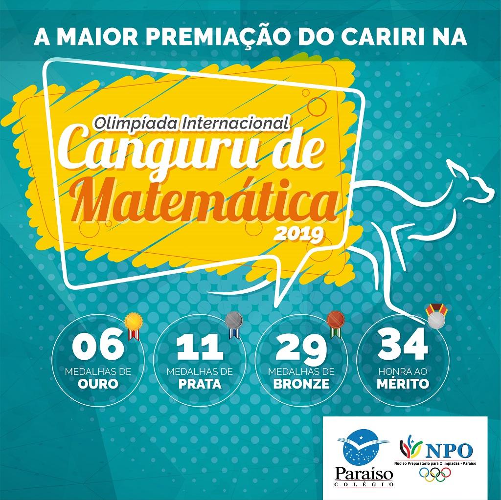 A maior premiação do Cariri na Olimpíada Internacional de Matemática