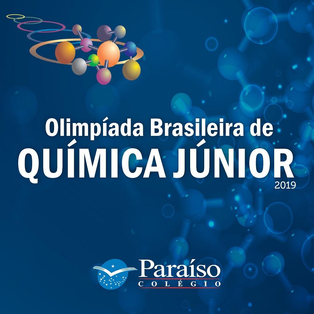 Estudantes classificados para a II fase da Olimpíada Brasileira de Química Júnior 2019