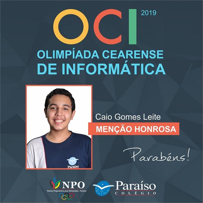 OCI 2019